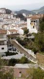 Panoramiczny widok Casares Zdjęcie Royalty Free