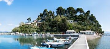 Panoramiczny widok Kanonia zdjęcia royalty free