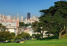 Panoramique de San Francisco Image libre de droits