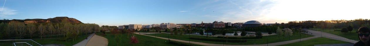 panoramisch Stock Fotografie