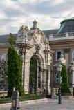 Panoramisch beeld van Boedapest royalty-vrije stock fotografie