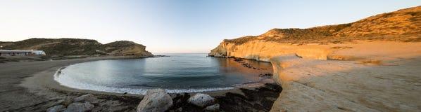 Panoramisch beeld van cocedores cocedores in Spanje royalty-vrije stock foto