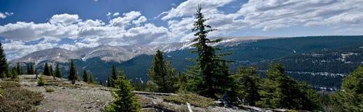 Panoramisch Colorado royalty-vrije stock afbeelding