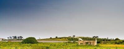 panoramisch landschap royalty-vrije stock afbeeldingen