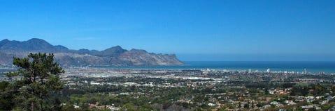 Panoramisch van Bundel, Zuid-Afrika stock fotografie