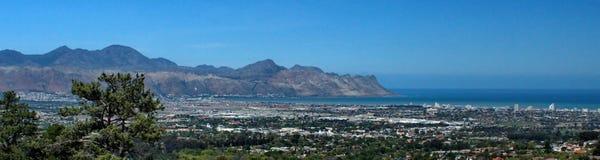 Panoramisch van Bundel, Zuid-Afrika royalty-vrije stock foto's
