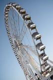 Panoramisch wiel in Parijs Royalty-vrije Stock Foto's