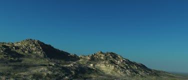 Panoramische Alpes Ansicht Lizenzfreie Stockfotos
