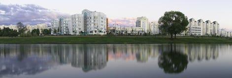 Panoramische Ansicht lizenzfreie stockbilder