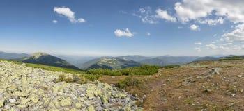 Panoramische Ansicht Stockfotografie