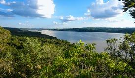 Panoramische Ansicht lizenzfreie stockfotografie