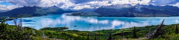Panoramische Ansicht Stockfotos