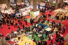 Panoramische Ansicht an G! Kommen Giocare 2010 Lizenzfreie Stockfotos