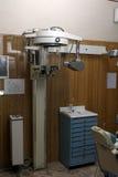 Panoramische Röntgenfotografiemaschine Stockfotos