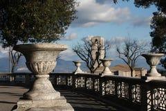 Panoramischer Bereich in Perugia Lizenzfreies Stockbild
