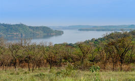 Panoramischer Punkt in Südamerika stockbilder