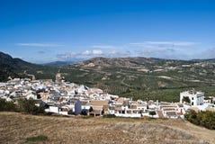 Panoramischer Zuheros Lizenzfreies Stockbild