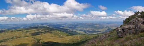 Panoramisches Amatola Vista stockbild