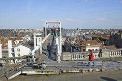 Panoramisches Aufzug Ascenseur DES Marolles Lizenzfreie Stockfotos