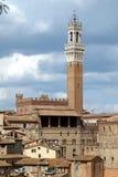 Panoramma Siena#2 库存图片