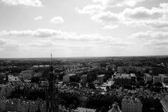 Panoramy miasto Fotografia Royalty Free