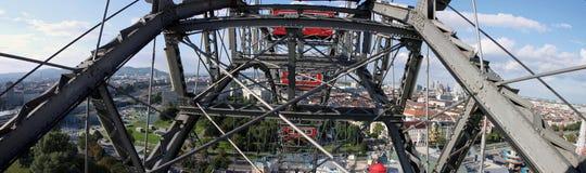 panoramy plociucha widok obrazy stock