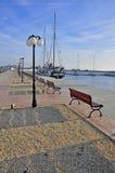 panoramy prow morze Fotografia Royalty Free