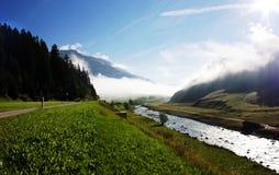 panoramy svizzero Obrazy Royalty Free
