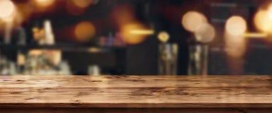 Panoramy tło dla pubu zdjęcia royalty free