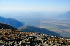 ` panoramy ` Wschodni Kazachstan Obraz Royalty Free