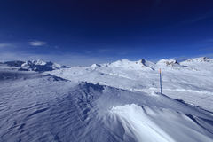 panoramy zima fotografia stock