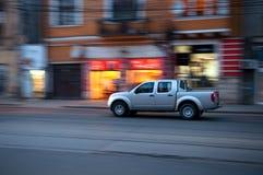 panorera för bil Fotografering för Bildbyråer