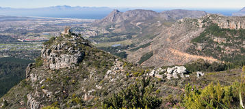 Panorma of Silvermine Stock Images