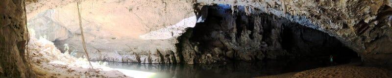 Panorma - Tunnel creek, kimberley, west australia Stock Images