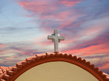 Panormitis monastery, Symi island, Greece Stock Image