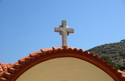 Panormitis monastery, Symi island, Greece Stock Photography