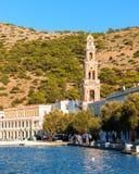 Panormitis Symi Greece Stock Image