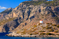 Panormitis Symi Greece Royalty Free Stock Photo