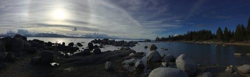 Panoromic Tahoe Στοκ εικόνα με δικαίωμα ελεύθερης χρήσης