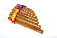 Panpipe Royalty Free Stock Photos