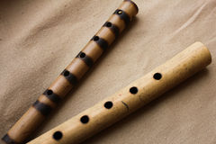 Panpipe Royalty Free Stock Photo