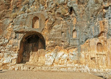 pans tempelet Royaltyfria Bilder