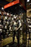 Pansar för ` s för konung Henry VIII royaltyfria foton