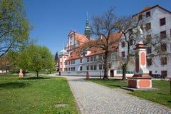 Panschwitz Kuckau Σαξωνία Στοκ φωτογραφία με δικαίωμα ελεύθερης χρήσης