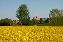 Panschwitz Kuckau Sajonia Foto de archivo libre de regalías