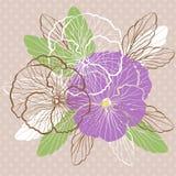 Pansies Royalty Free Stock Image