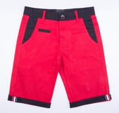 Pant's or child's shorts pant's on background. Pant's or child's shorts pant's on background Royalty Free Stock Photo