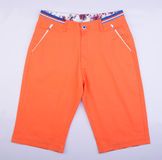 Pant's or child's shorts pant's on background. Pant's or child's shorts pant's on background Royalty Free Stock Images