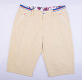 Pant's or child's shorts pant's on background. Pant's or child's shorts pant's on background Royalty Free Stock Photos