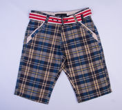 Pant's or child's shorts pant's on background. Pant's or child's shorts pant's on background Royalty Free Stock Photography